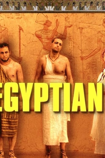 Poster of The Egyptian Job