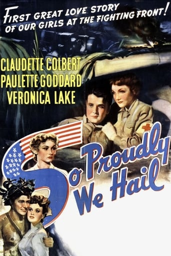 Poster of So Proudly We Hail