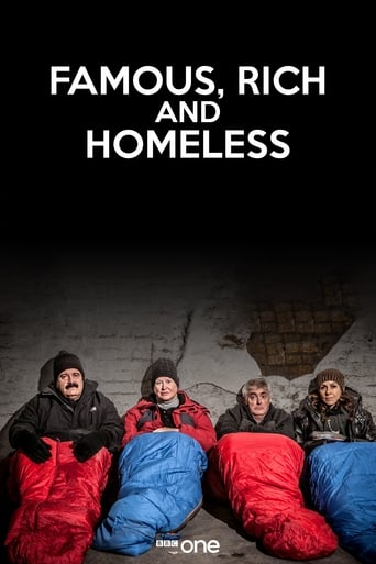 Poster of Famous, Rich and Homeless
