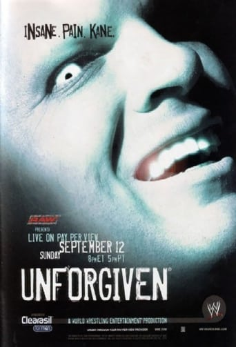 Poster of WWE Unforgiven 2004