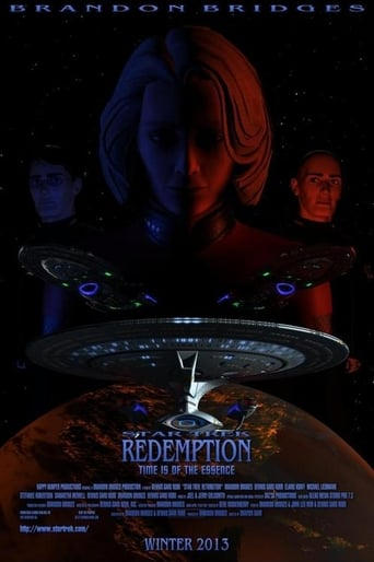 Poster of Star Trek III: Redemption