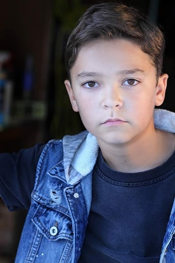 Pierce Gagnon alias Young Fred (voice)