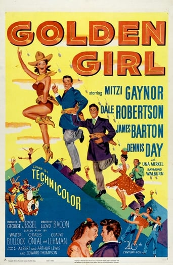 Poster of Golden Girl