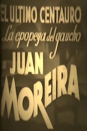 Poster of El último centauro - La epopeya del gaucho Juan Moreira