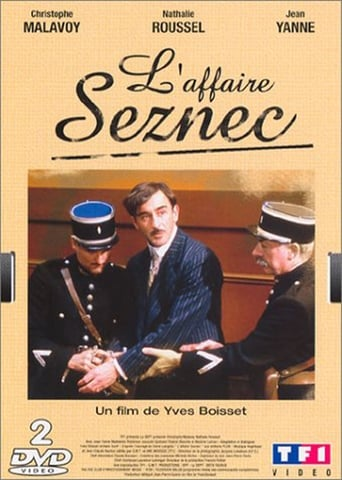 Poster of L'Affaire Seznec