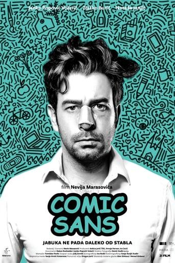 Poster of Comic Sans
