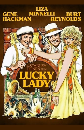 Poster of Lucky Lady