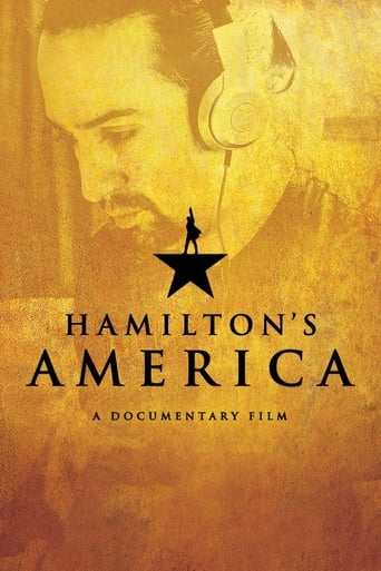 Poster of Hamilton's America