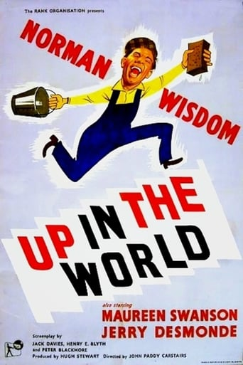 Poster of Up in the World