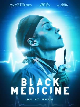 Black Medicine Poster