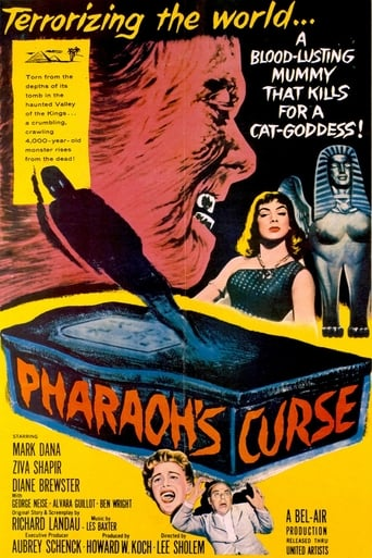 Poster of Pharaoh's Curse
