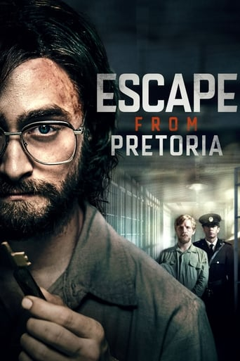 Poster of Escape From Pretoria