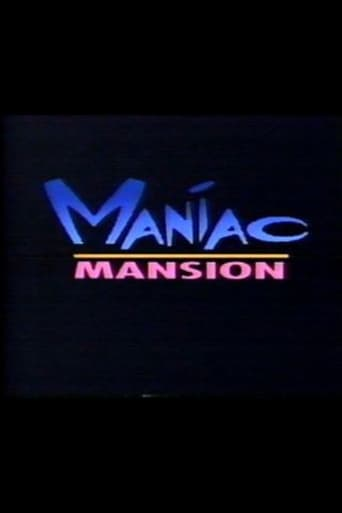 Poster of Maniac Mansion