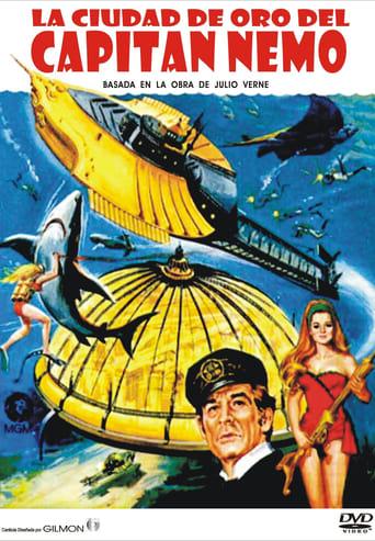 Poster of La ciudad de oro del capitán Nemo