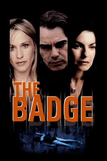 Poster of The Badge fragman