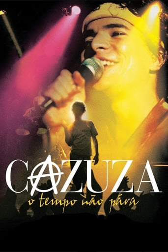 Poster of Cazuza: Time Doesn't Stop