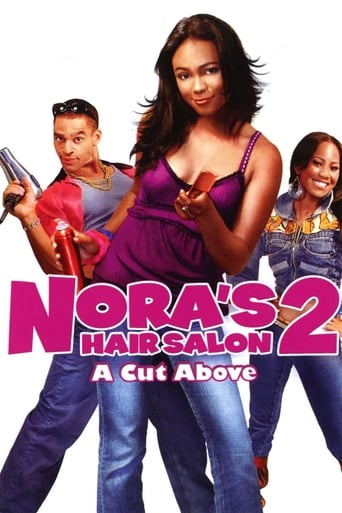 Poster of Nora's Hair Salon II:  A Cut Above