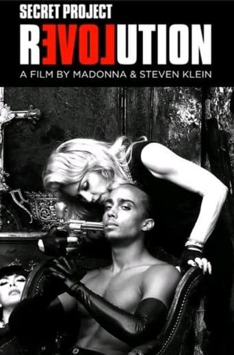 Poster of Madonna Secret Project Revolution