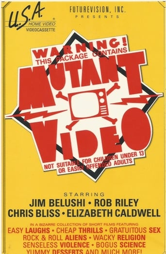 Poster of Mutant Video