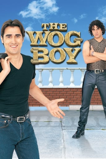 Poster of The Wog Boy