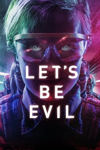 Poster of Let's Be Evil