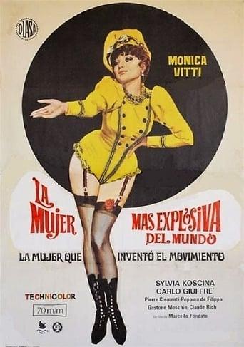 Poster of Ninì Tirabusciò: la donna che inventò la mossa