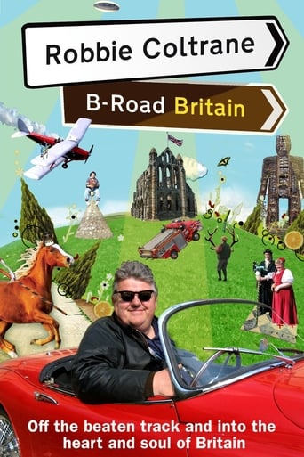 Capitulos de: Robbie Coltrane: B Road Britain