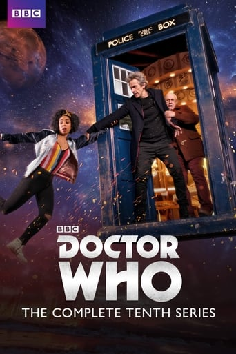Doctor Who 10ª Temporada - Poster