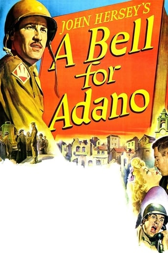 Poster of A Bell for Adano