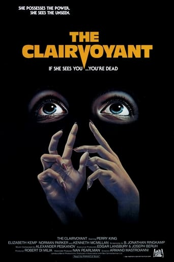 Poster of The Clairvoyant