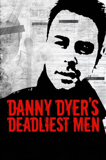 Poster of Danny Dyer's Deadliest Men
