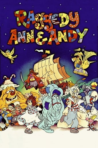 Poster of Raggedy Ann & Andy: A Musical Adventure