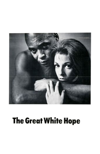 Poster of The Great White Hope
