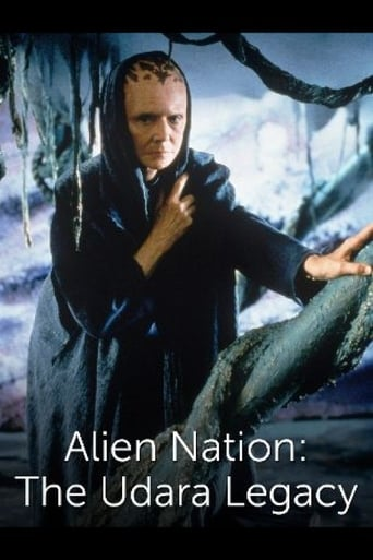 Poster of Alien Nation: The Udara Legacy