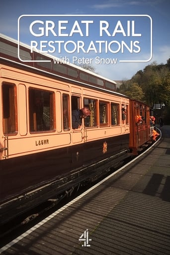 Capitulos de: Great Rail Restorations with Peter Snow