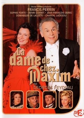 Poster of La Dame de Chez Maxim