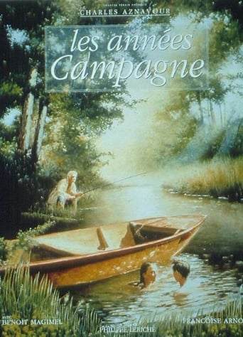 Poster of Les années campagne