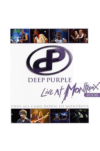 Deep Purple - They All Came Down To Montreux