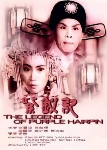 Watch The Legend of Purple Hairpin 1959 full online free