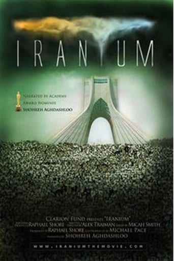 Iranium poster