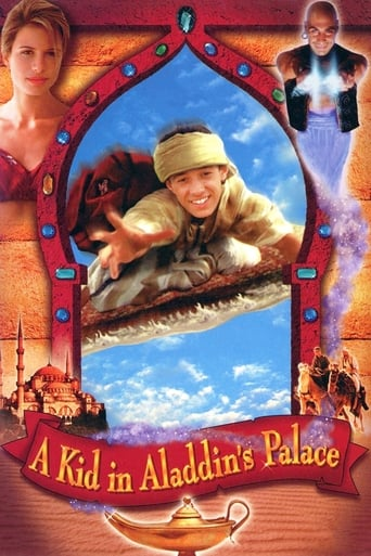 Poster of A Kid in Aladdin's Palace