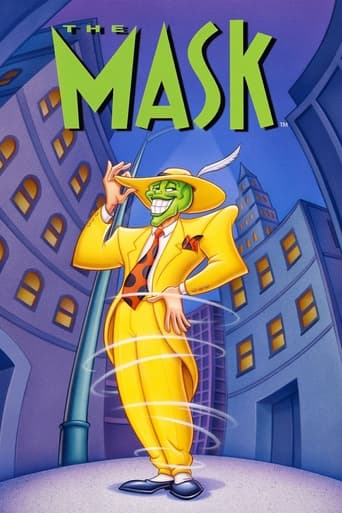 The Mask: Animated Series image