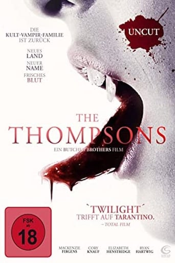 Poster of The Thompsons