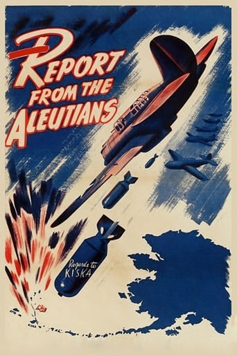 Poster of Report from the Aleutians
