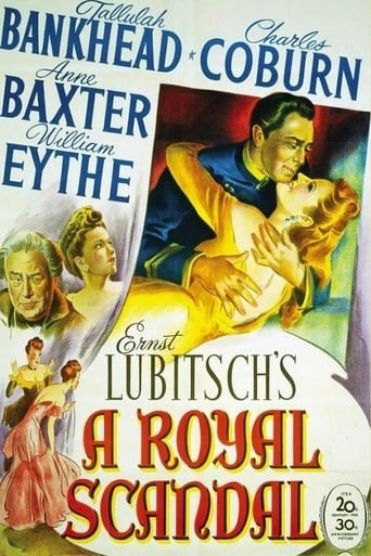 Poster of A Royal Scandal