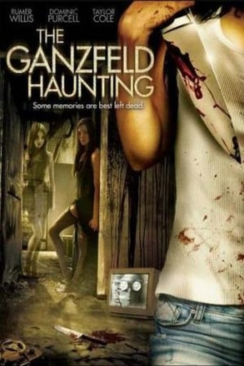 Poster of The Ganzfeld Haunting