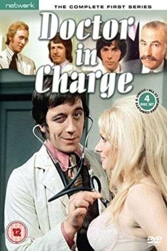 Poster of Doctor in Charge