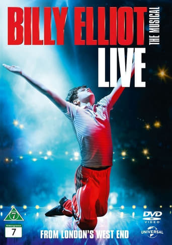 Poster of Billy Elliot: The Musical fragman