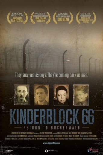 Watch Kinderblock 66:Return to Buchenwald Online