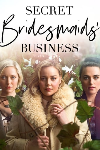 Secret Bridesmaids' Business Poster